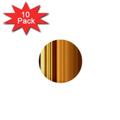 Course Gold Golden Background 1  Mini Buttons (10 Pack)  by Sapixe