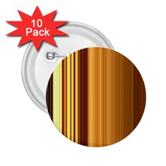 Course Gold Golden Background 2 25  Buttons (10 Pack)