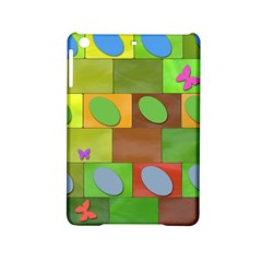 Easter Egg Happy Easter Colorful Ipad Mini 2 Hardshell Cases by Sapixe