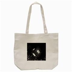 Technoid Future Robot Science Tote Bag (cream) by Sapixe