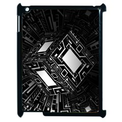 Technoid Future Robot Science Apple Ipad 2 Case (black) by Sapixe