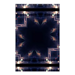 Cosmos Kaleidoscope Art Pattern Shower Curtain 48  X 72  (small)  by Sapixe