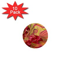 Arrangement Butterfly Aesthetics 1  Mini Buttons (10 Pack)