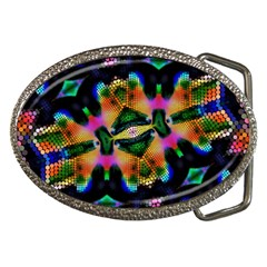 Butterfly Color Pop Art Belt Buckles by Sapixe