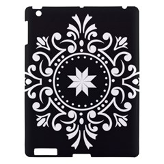 Table Pull Out Computer Graphics Apple Ipad 3/4 Hardshell Case
