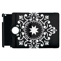 Table Pull Out Computer Graphics Apple Ipad 2 Flip 360 Case by Sapixe