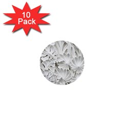 Pattern Motif Decor 1  Mini Buttons (10 Pack)
