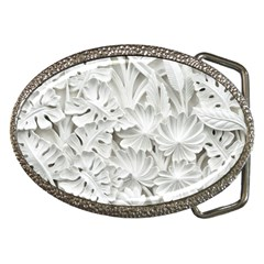 Pattern Motif Decor Belt Buckles