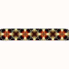 Kaleidoscope Image Background Small Bar Mats by Sapixe
