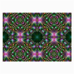 Kaleidoscope Digital Kaleidoscope Large Glasses Cloth (2 Side)