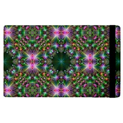 Kaleidoscope Digital Kaleidoscope Apple Ipad Pro 9 7   Flip Case by Sapixe