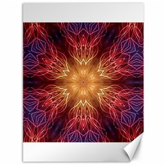 Fractal Abstract Artistic Canvas 36  X 48   by Sapixe