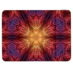 Fractal Abstract Artistic Samsung Galaxy Tab 7  P1000 Flip Case