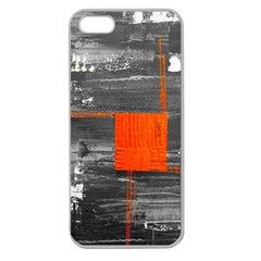 Background Texture Pastellfarben Apple Seamless Iphone 5 Case (clear) by Sapixe