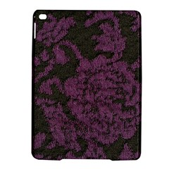 Purple Black Red Fabric Textile Ipad Air 2 Hardshell Cases by Sapixe
