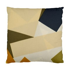 Fabric Textile Texture Abstract Standard Cushion Case (two Sides)