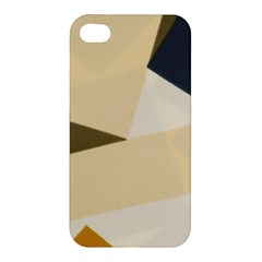 Fabric Textile Texture Abstract Apple Iphone 4/4s Hardshell Case