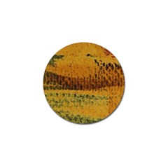 Fabric Textile Texture Abstract Golf Ball Marker (4 Pack) by Sapixe