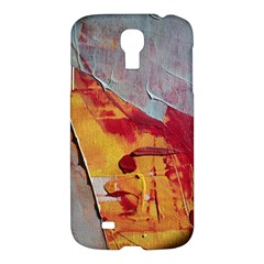 Painting Macro Color Oil Paint Samsung Galaxy S4 I9500/i9505 Hardshell Case