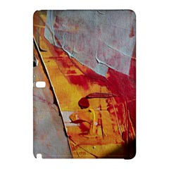 Painting Macro Color Oil Paint Samsung Galaxy Tab Pro 10 1 Hardshell Case by Sapixe