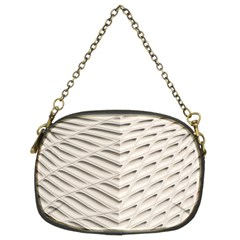 Backround Pattern Texture Dimension Chain Purses (two Sides)