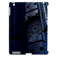 Graphic Design Background Apple Ipad 3/4 Hardshell Case (compatible With Smart Cover)