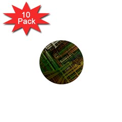 City Forward Urban Planning 1  Mini Magnet (10 Pack)