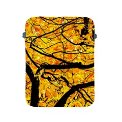 Golden Vein Apple Ipad 2/3/4 Protective Soft Cases by FunnyCow