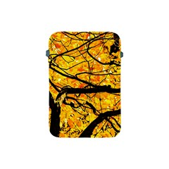 Golden Vein Apple Ipad Mini Protective Soft Cases by FunnyCow