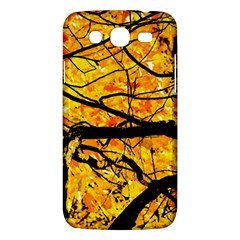 Golden Vein Samsung Galaxy Mega 5 8 I9152 Hardshell Case  by FunnyCow