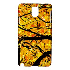 Golden Vein Samsung Galaxy Note 3 N9005 Hardshell Case