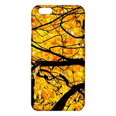 Golden Vein Iphone 6 Plus/6s Plus Tpu Case by FunnyCow