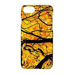 Golden Vein Apple Iphone 8 Hardshell Case