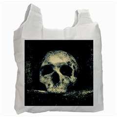 Skull Recycle Bag (one Side) by FunnyCow