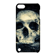Skull Apple Ipod Touch 5 Hardshell Case With Stand by FunnyCow