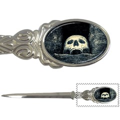 Smiling Skull Letter Openers by FunnyCow