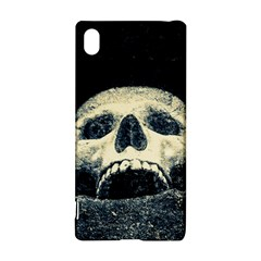 Smiling Skull Sony Xperia Z3+ by FunnyCow