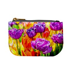 Tulip Flowers Mini Coin Purses by FunnyCow