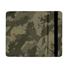 Country Boy Fishing Camouflage Pattern Samsung Galaxy Tab Pro 8 4  Flip Case by allthingseveryday