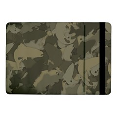 Country Boy Fishing Camouflage Pattern Samsung Galaxy Tab Pro 10 1  Flip Case by allthingseveryday