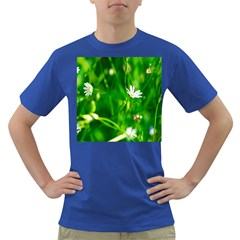 Inside The Grass Dark T Shirt