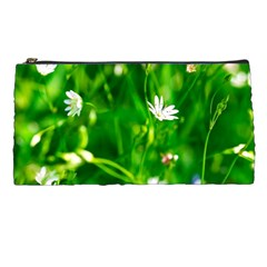 Inside The Grass Pencil Cases