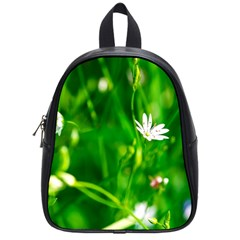 Inside The Grass School Bag (small)