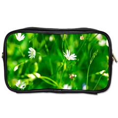 Inside The Grass Toiletries Bags 2 Side