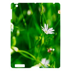 Inside The Grass Apple Ipad 3/4 Hardshell Case by FunnyCow