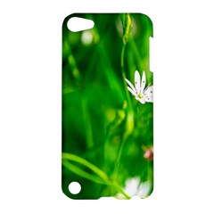 Inside The Grass Apple Ipod Touch 5 Hardshell Case by FunnyCow