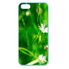 Inside The Grass Apple Seamless Iphone 5 Case (color)