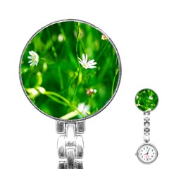 Inside The Grass Stainless Steel Nurses Watch