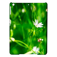 Inside The Grass Ipad Air Hardshell Cases by FunnyCow