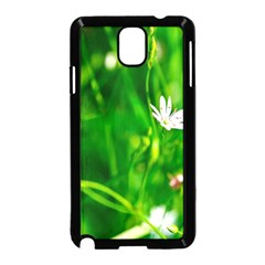 Inside The Grass Samsung Galaxy Note 3 Neo Hardshell Case (black)